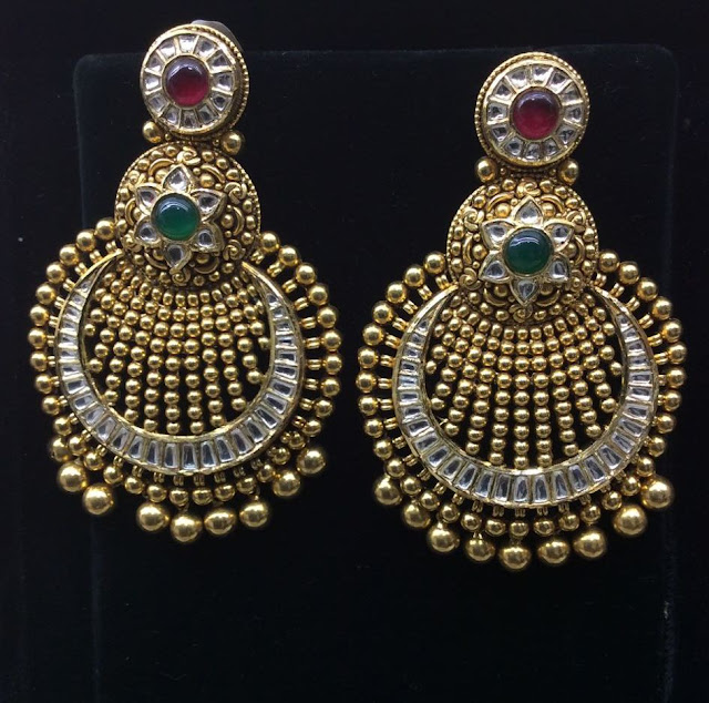 Earrings by SLG Jewellers