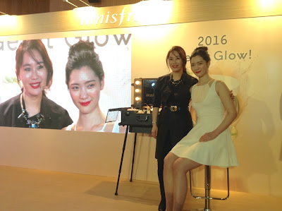 >> 2016 韓妝指標*innisfree Get it Glow