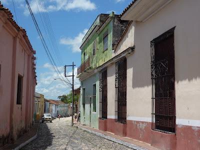 Sancti Spiritu town