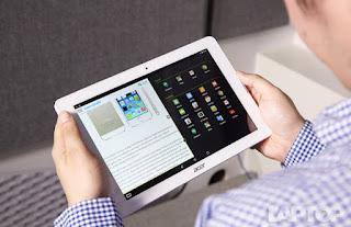 Acer One 10 Kegiatan Multitasking Anda Jadi Mudah