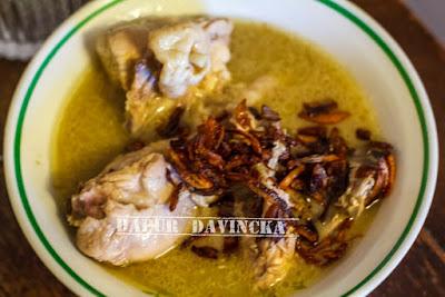 Resep Opor Ayam Herti Kitchen
