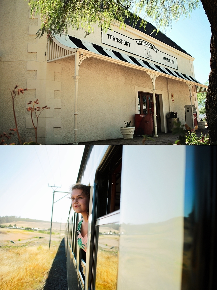 Matjiesfontein station south africa
