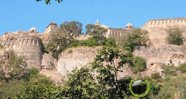 The Fort Of Chittorgarh
