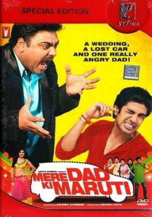 Mere Dad Ki Maruti 2013 HDRip 800MB Hindi Movie 720p x264 Watch Online Free bolly4u