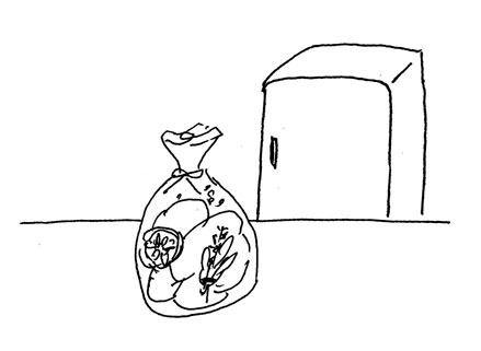 Marinate turkey by Yukié Matsushita