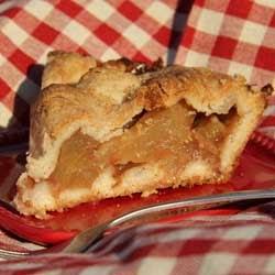 Happenings in Georgie's World: Good Ol' American Apple Pie