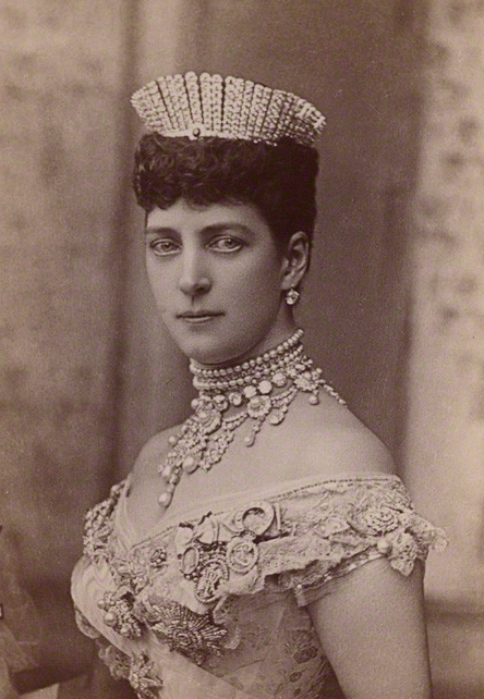 Queen Alexandra's Kokoshnik Tiara | The Court Jeweller