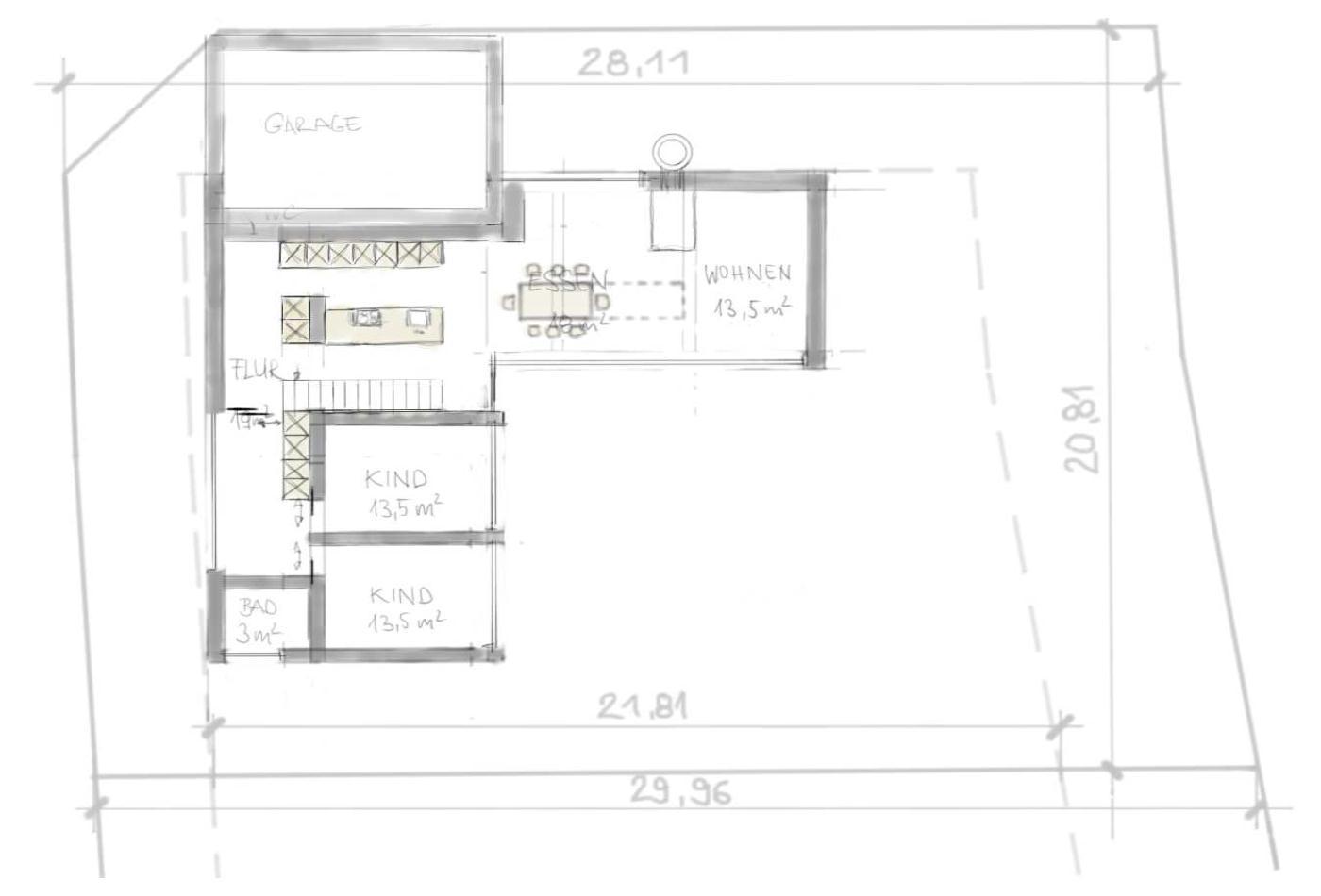wir blogge r n unsern hausbau mit fertighaus weiss r ckblick 8 luxhaus oder fertighaus weiss. Black Bedroom Furniture Sets. Home Design Ideas