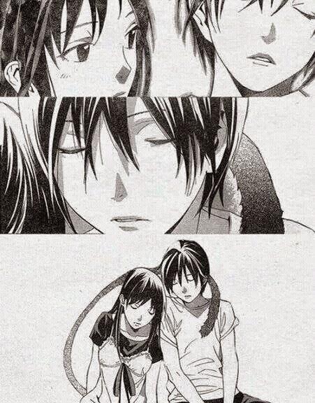 Yatoite S World Noragami Manga Vs Anime Spoilers