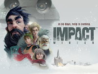 Impact Winter Game Logo