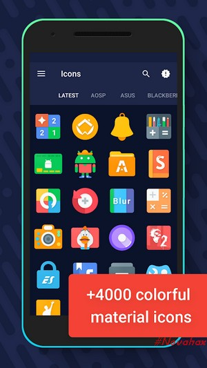 Ango Icon Pack full apk