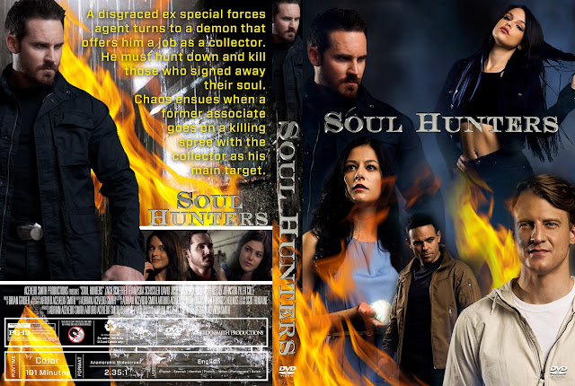 Soul Hunters DVD Cover