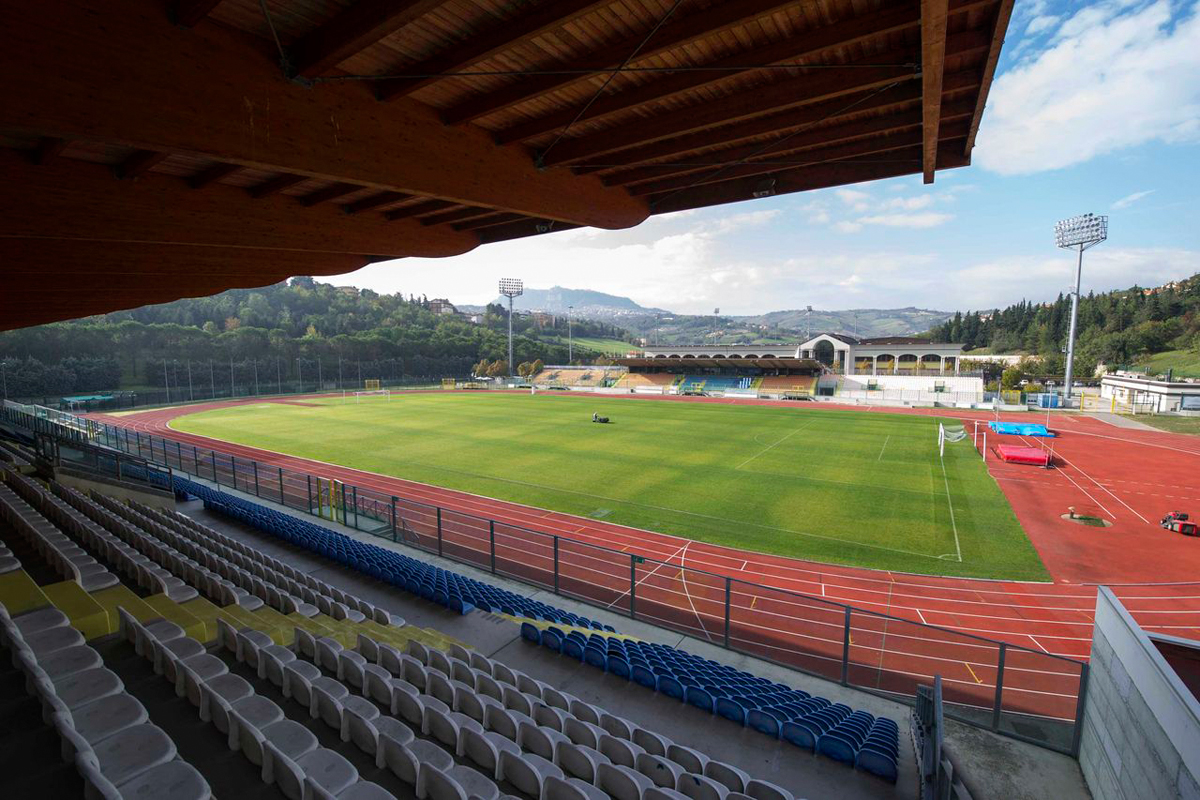 san marino calcio sfratto stadio europei under 21