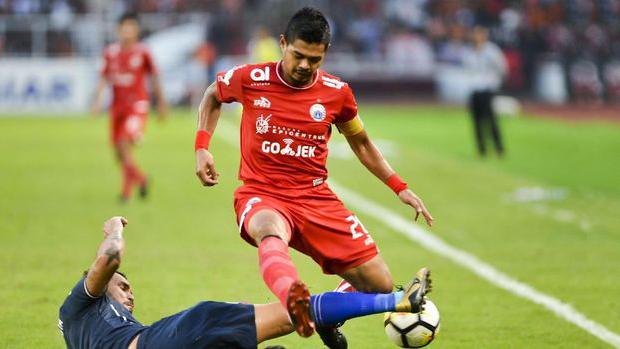 Persija Hanya Dapat Menang Lawan Kubu Promosi di Liga 1 2019