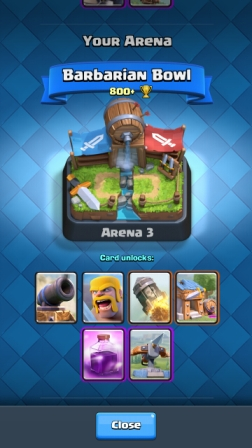 clash royale arena3