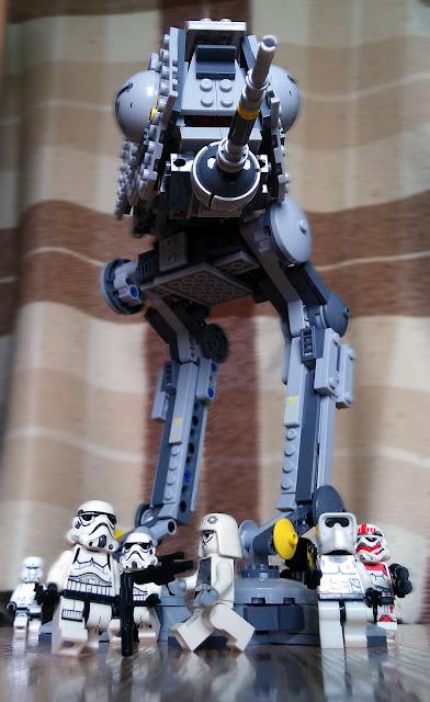 Шагоход AT-DP Звездные войны, Star Wars