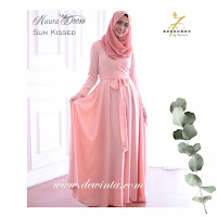 NUURA DRESS SUNKISSED