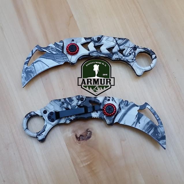 Karambit Mantis  model X64 Cutit Briceag
