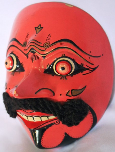 6. Indonesian Mask : Topeng Rumawa