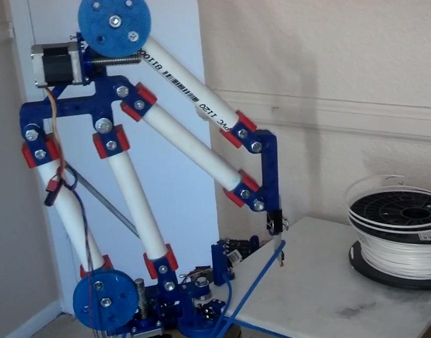 diy 3d printing single
