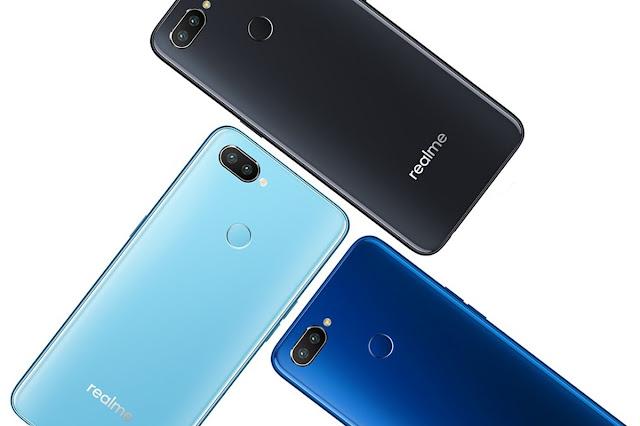 OPPO Realme 2 Pro Ditenagai Snapdragon 660