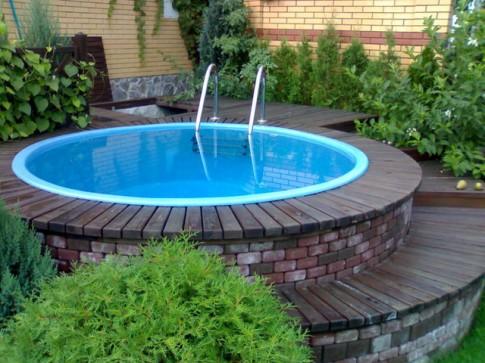 Блог о бассейнах и дачной мебели Выбор каркасного