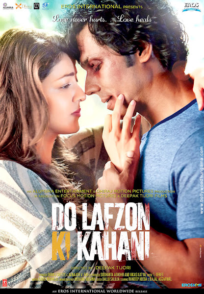 Do Lafzon Ki Kahani (2016) Movie Poster