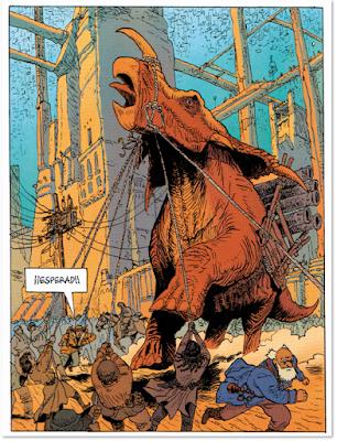 Negalyod de Vincent Perriot edita Norma comic y distopía