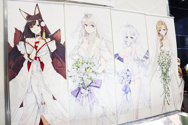 Azur Lane tem casamento VR em evento de aniversário