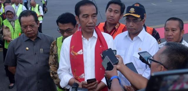 Tsunami Banten dan Lampung, Berikut Deretan Perintah dan Instruksi Jokowi
