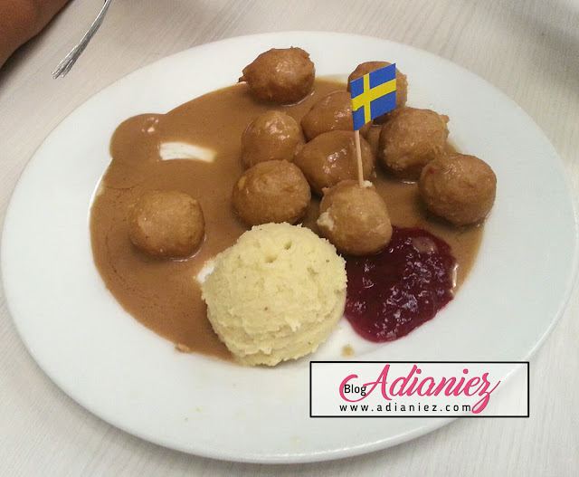 Saya Sudah Makan Meatball Fofular di Ikea Cheras