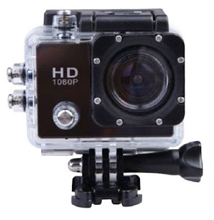 Harga dan Spesifikasi Bcare B-Cam X-2 Black Action Camera [12 MP/WiFi/Waterproof 30m/2 Inch]