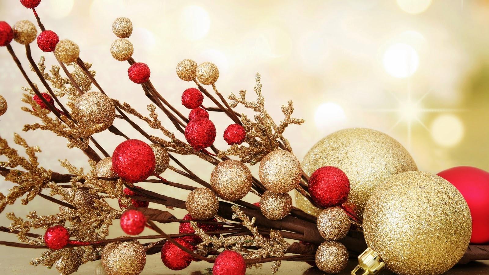 Descarga Fondo De Pantalla Gratis Fondo De Pantalla Navidad Bolas