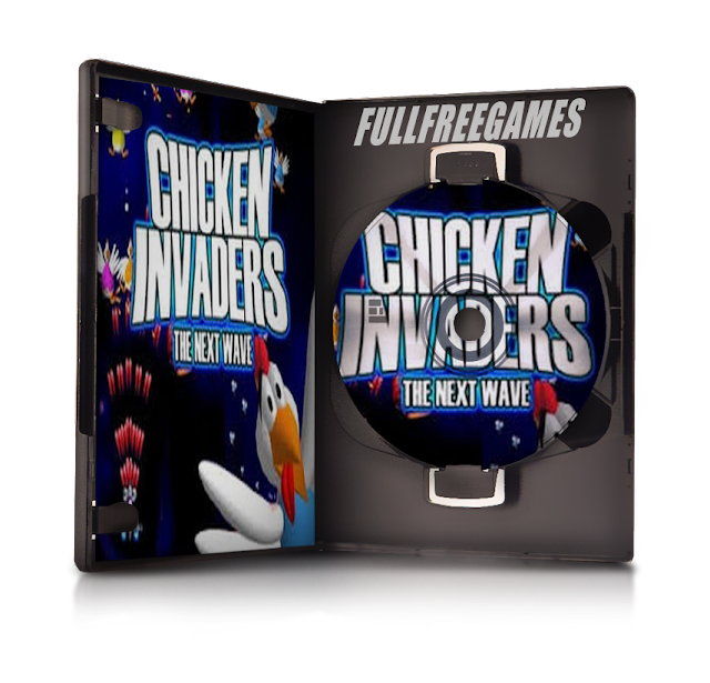 Chicken Invader 1 Free Download For PC