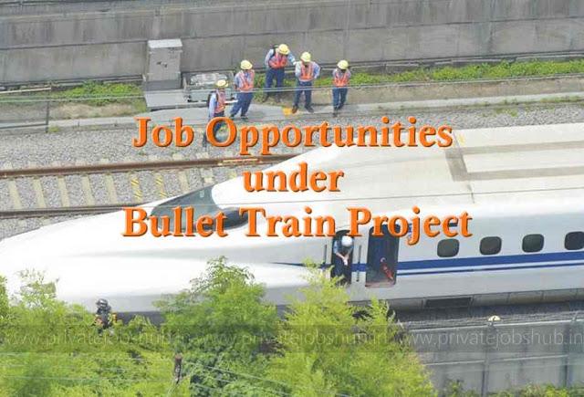 Bullet Train Job Opportunities