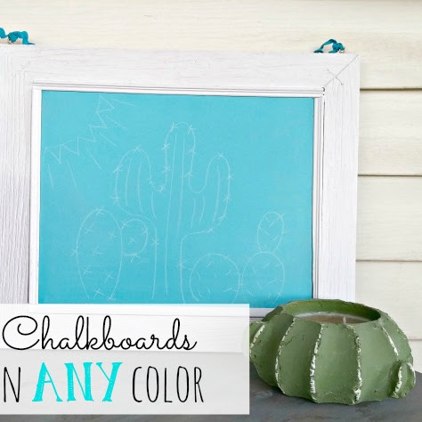 Chalkboards in Any Color