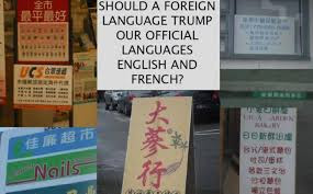 Signage issue