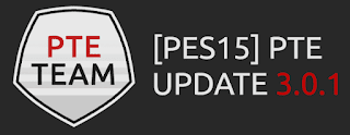PTE Patch 3.1 PES 2016 Latest Is Here
