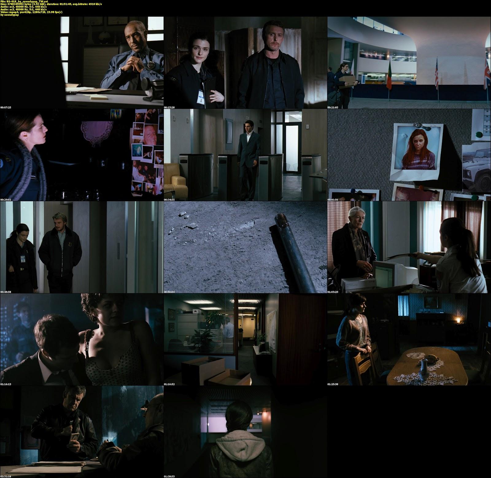 The Whistleblower(La Verdad Oculta) [2010][HDRip 720p] [Dual