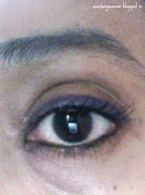 Street Wear STAY ON long wear and water proof eye liner in 03 Onyx on Waterline, review