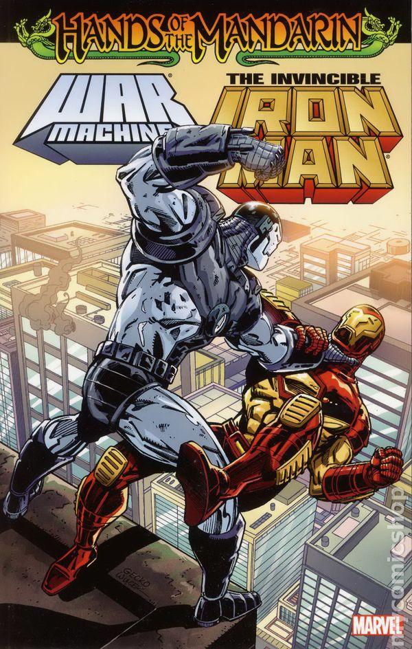 Iron Man blindés aventures porno Comics