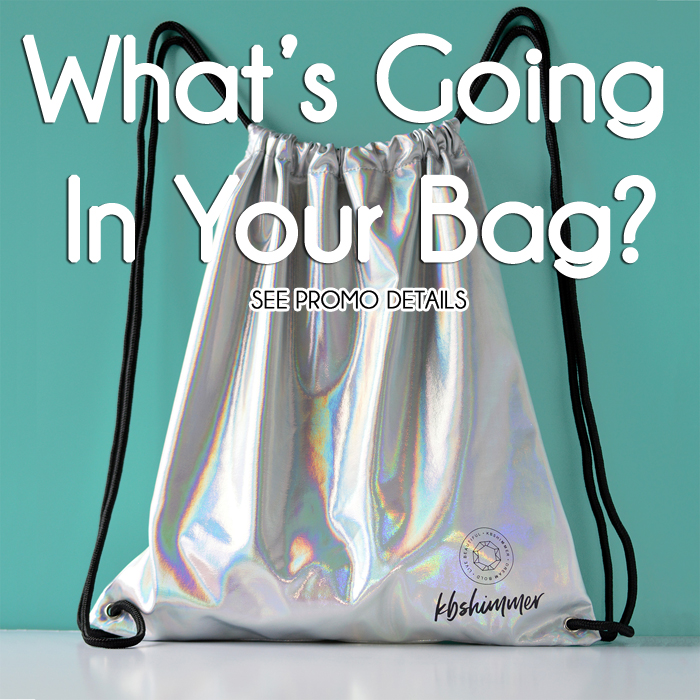 xoxoJen's photo of KBShimmer holo backpack