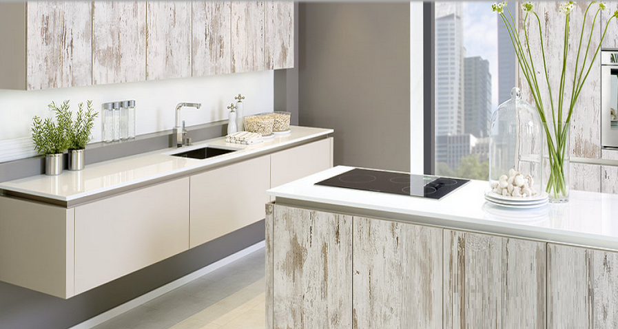 Un dise o vintage para vanguardistas cocinas con estilo - Muebles de cocina estilo vintage ...