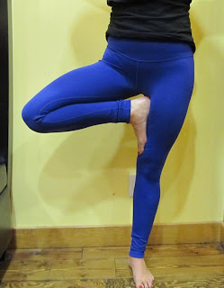 lululemon pigment blue wunder under crops