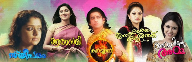 Mazhavil Manorama Serials -Telecast every Monday to Saturday from November 6th, 2017