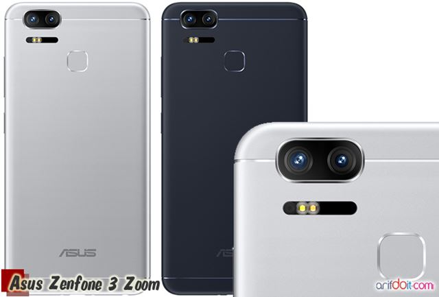 Asus Zenfone 3 Zoom Launching at CES 2017