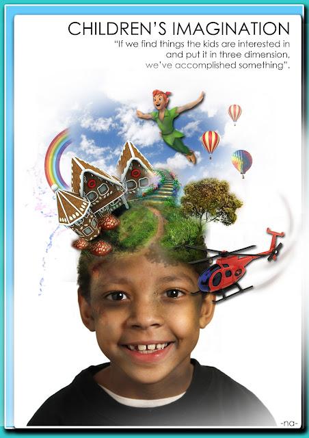 Personal Blog: CHILDREN'S IMAGINATION