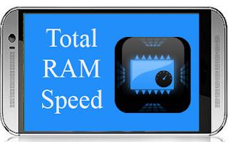 تنزيل تطبيق Total RAM Speed Booster
