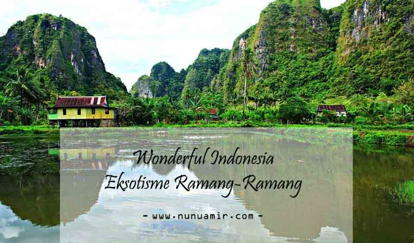 Wonderful Indonesia - Eksotisme Ramang-Ramang