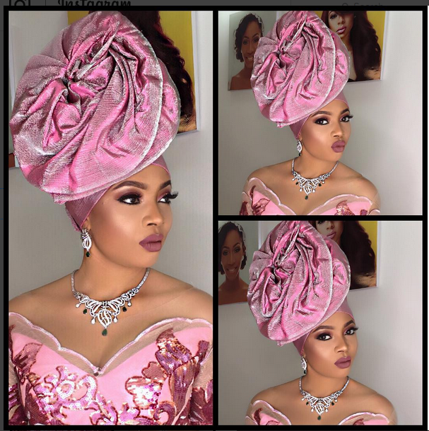 Toke Makinwa's Look In This Outfit Is Mouthwatering... Check Them Out